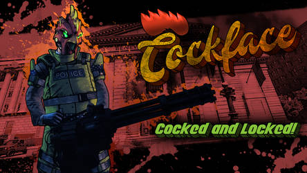 Cockface - Character Wallpaper by EspionageDB7