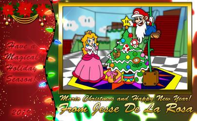 A Super Mario Christmas - 2019