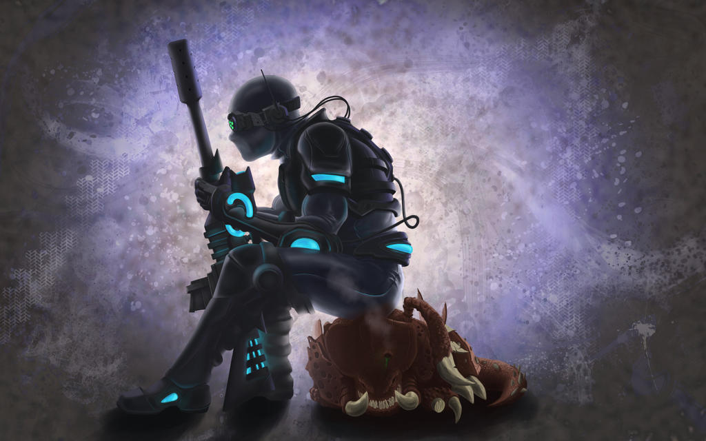 Starcraft - Reap the ruin by cubehero on DeviantArt