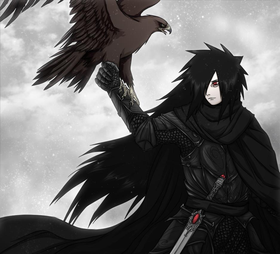 Shadow Vs Hiroko Madara_as_a_medieval_knight_by_fireeaglespirit-d53l70o