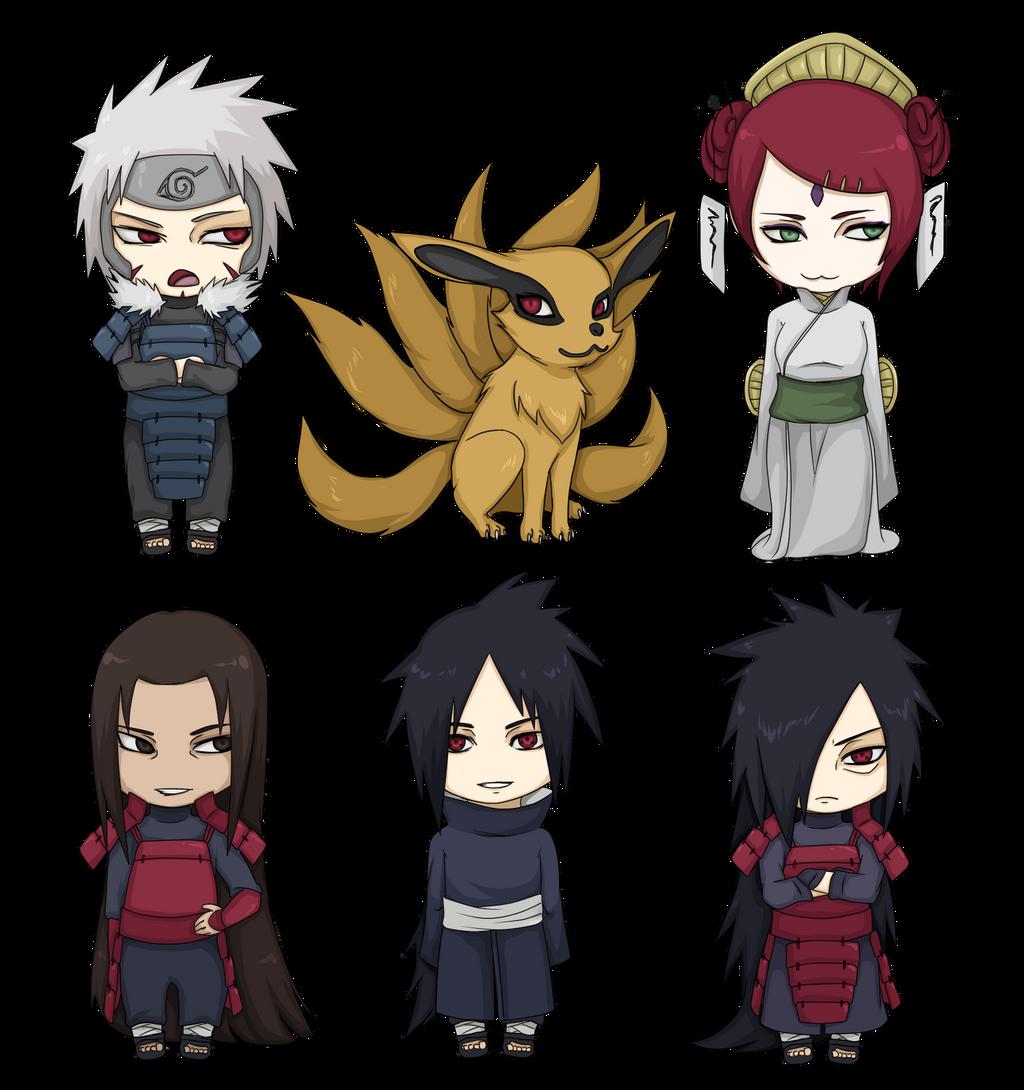 Pre-konoha Cuteness by FireEagleSpirit