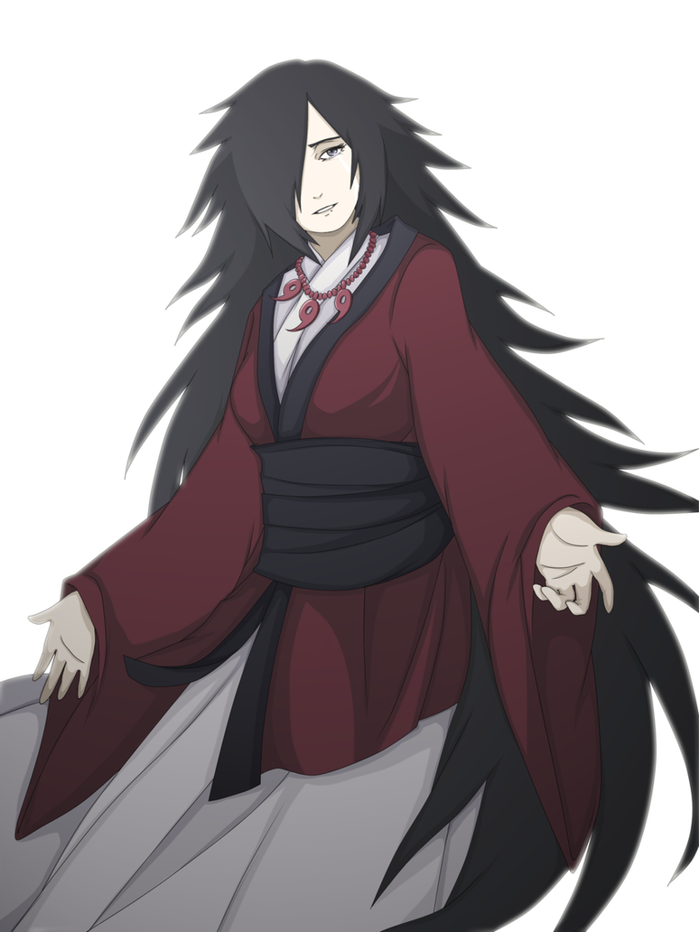 Madara S Mother Tears Of Joy By Fireeaglespirit On