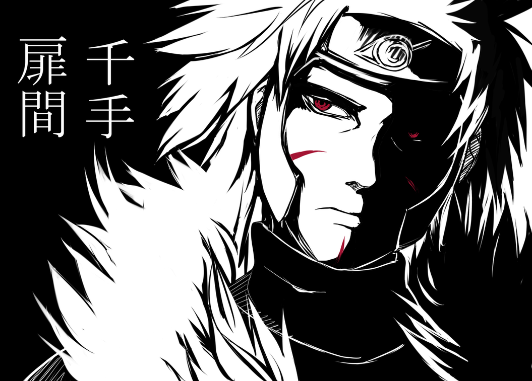 Duality Tobirama by FireEagleSpirit