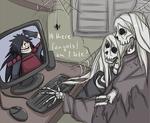 Madara arrives on the anime... by FireEagleSpirit
