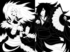 Eternal Strife: Senju and Uchiha