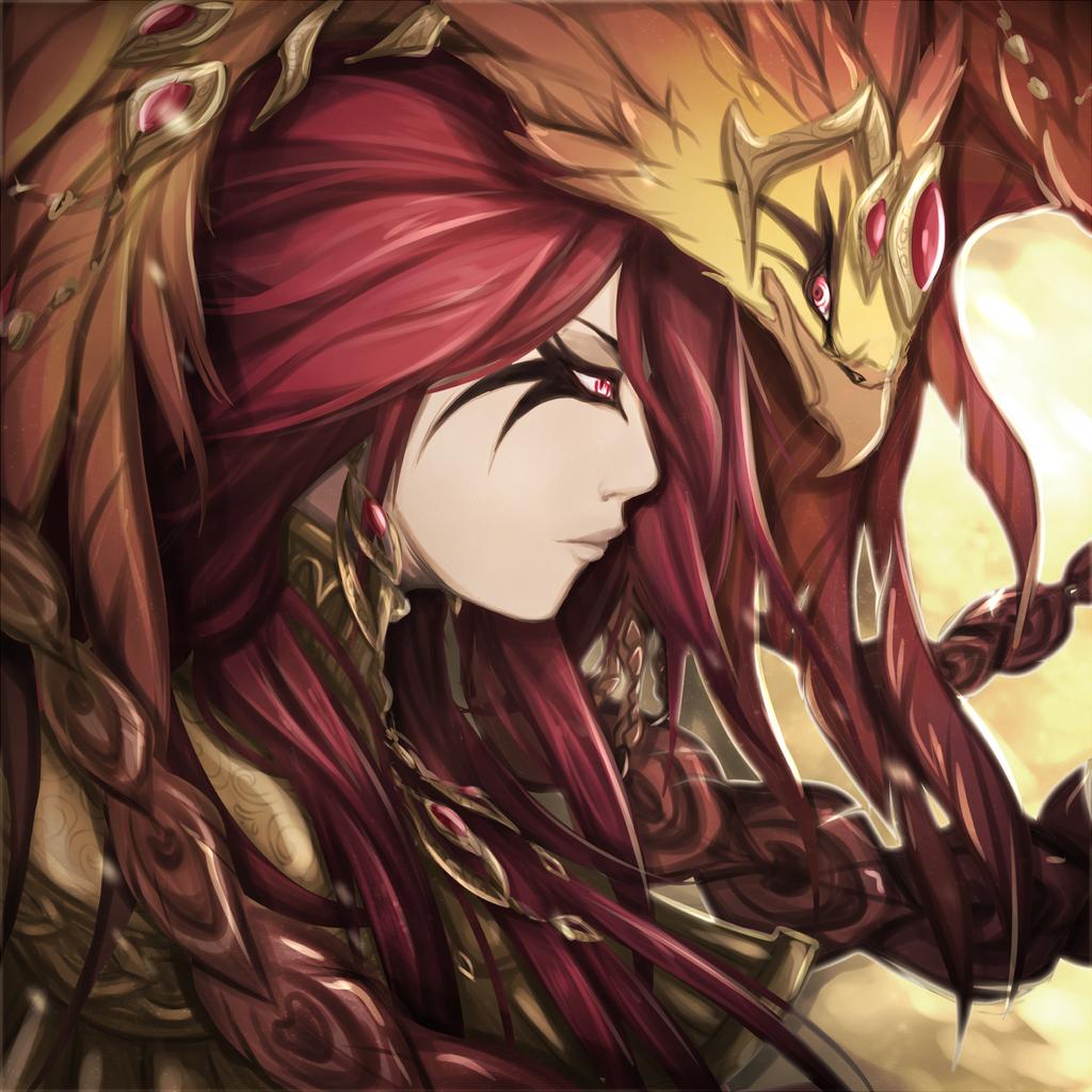 Flames of rebirth by FireEagleSpirit