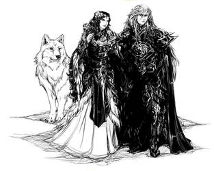 His is the Song of Ice and Fire