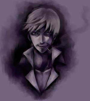 Darkness Akagi