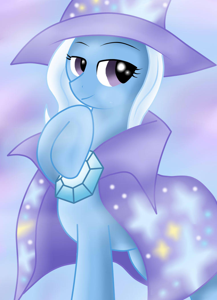 The GAP Trixie by pikashoe90