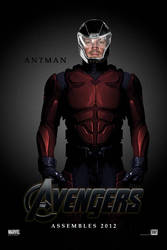 Antman, Avengers movie teaser by iNo019