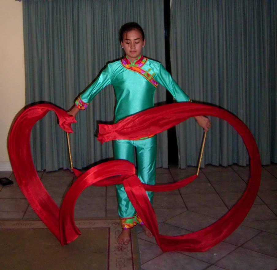 2.0 Ribbon Dancing by vampbabe-stock