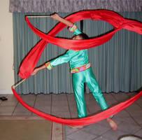 2.03 Ribbon Dancing by vampbabe-stock