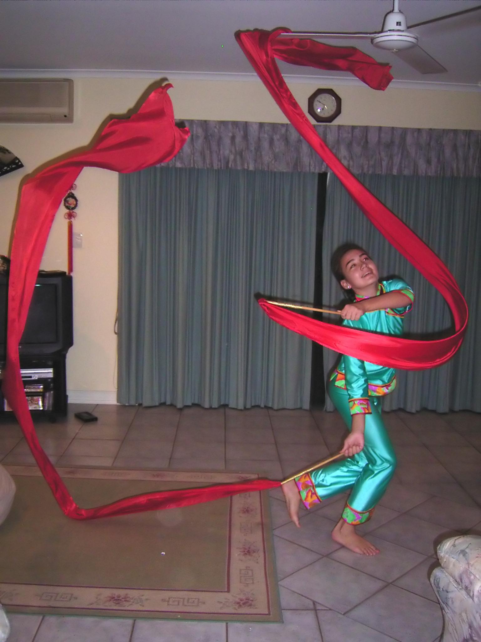 2.07 Ribbon Dancing