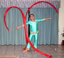 2.08 Ribbon Dancing by vampbabe-stock