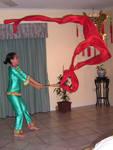 2.09 Ribbon Dancing