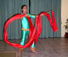 2.12 Ribbon Dancing by vampbabe-stock