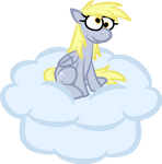 Silly Derpy. That is not a muffin. It is a cloud.