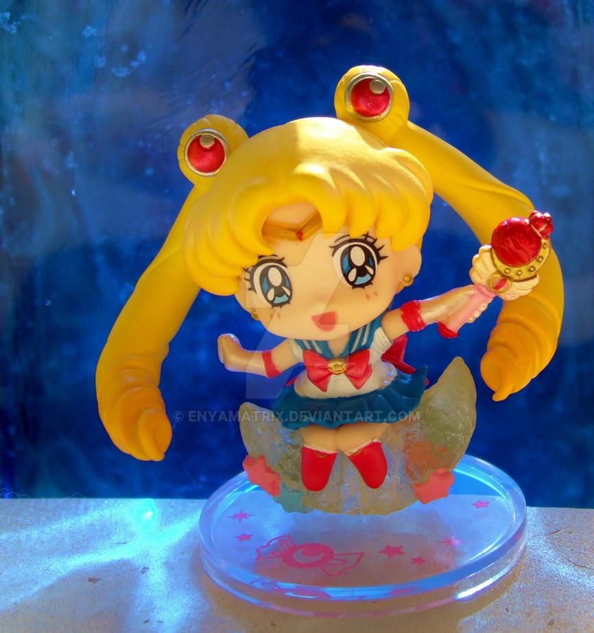 Sailor moon by Enyamatrix