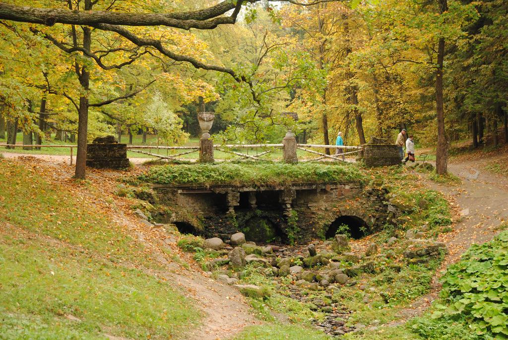 Bridge to Autumn by Akatamy