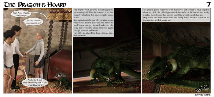 The Dragon's Hoard, Page 7 of 7