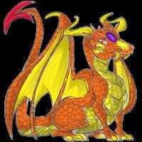 Kyraniu the Dryllius by ShadowFoxSilver