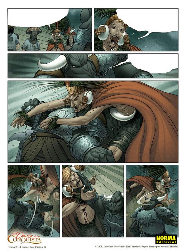 La Danza Tomo 2 Pagina 14 by raultrevino