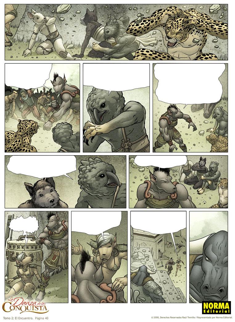 La Danza Tomo 2 Pagina 40 by raultrevino
