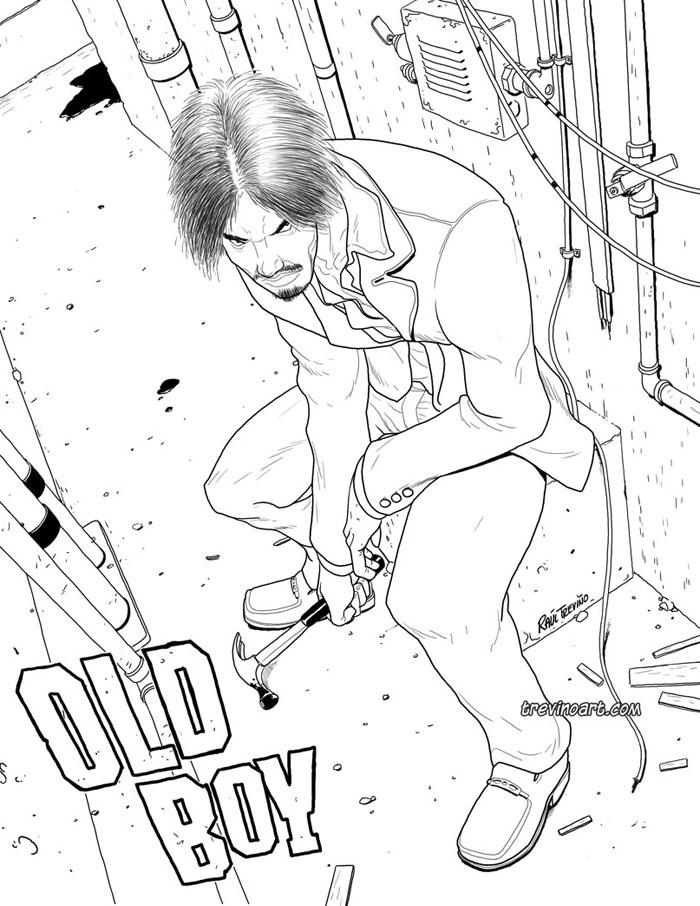OldBoy by raultrevino