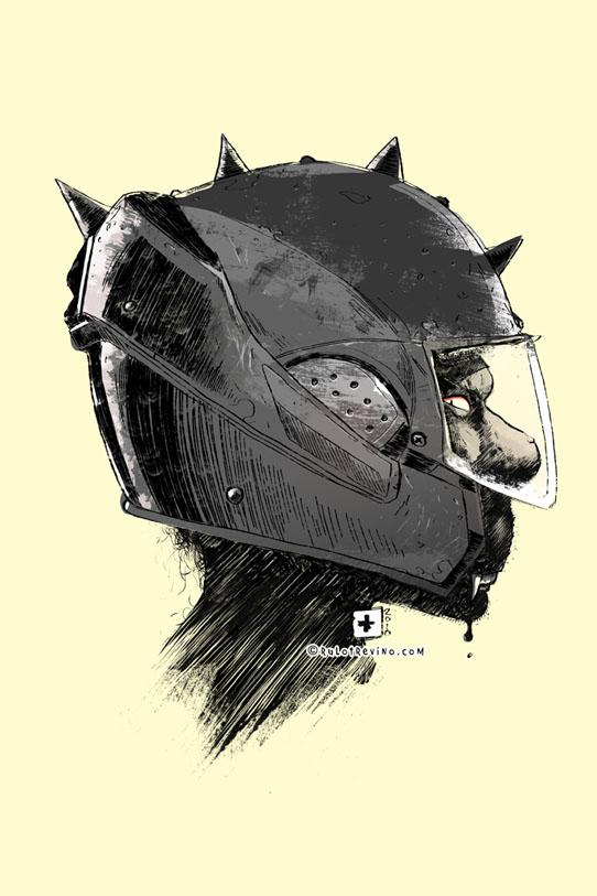 helmet.01 by raultrevino