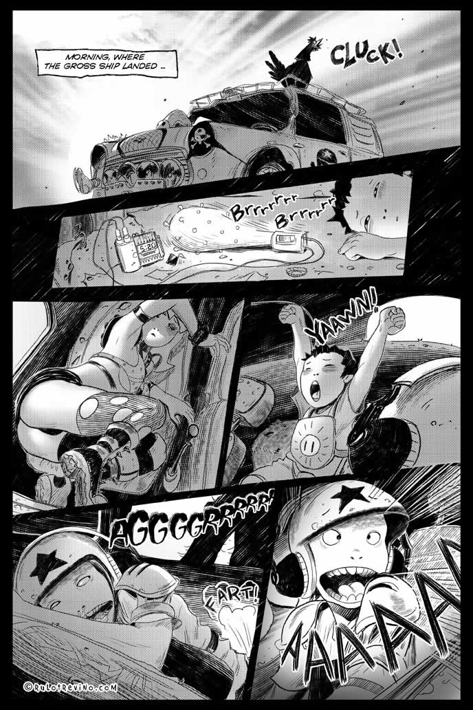 My Webcomic Page 258 by raultrevino