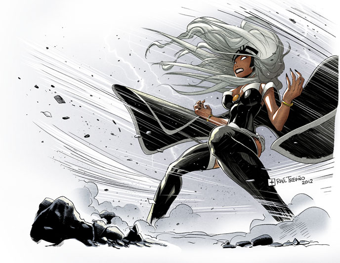 STORM FANART by raultrevino