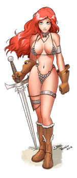 Red Sonja Fanart