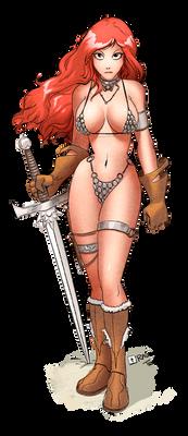 Red Sonja Fanart