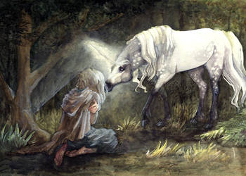 Molly Grue And The Unicorn