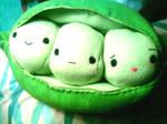 Three Little Peas