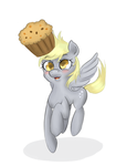 The Derpy and The Muffin
