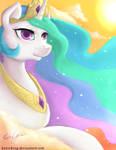 Celestia: Tyrant...erm...Princess of the Sun