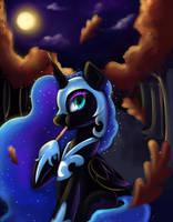 Nightmare Night (no text) by katurkeyg