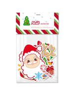 Xmas sticker kit by mllemlesucre