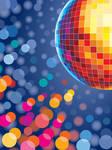 High Quality Disco Background