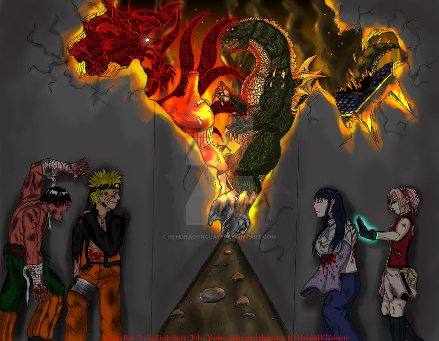 KaijuLord's Godzilla: The War by RenDragonClaw on DeviantArt