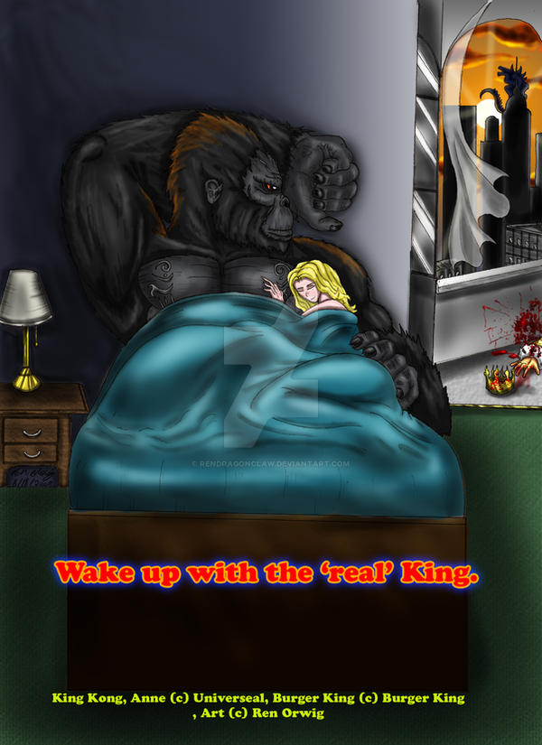 SD King Kong by RenDragonClaw on DeviantArt