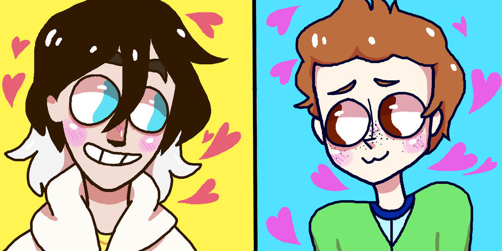 couple 'o icons by sour-sadness