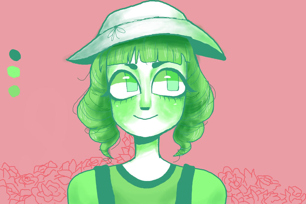Green Green by sour-sadness