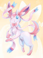 Sylveon by koya10305