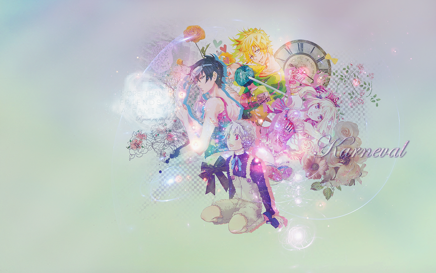 KARNEVAL [Anime News] Karneval_wall_by_xtoorux-d5eg80q