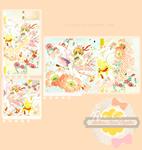 Sakura Card Captor Pack