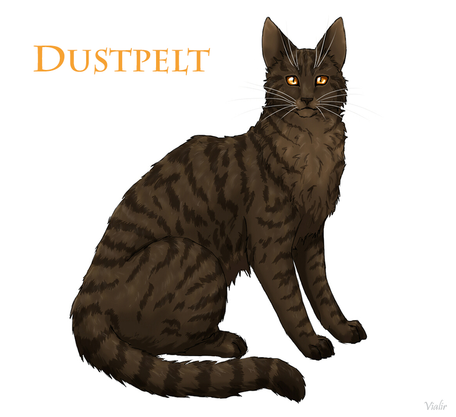 Dustpelt by Vialir