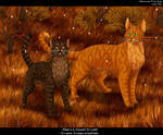 Bramblepaw and Firestar