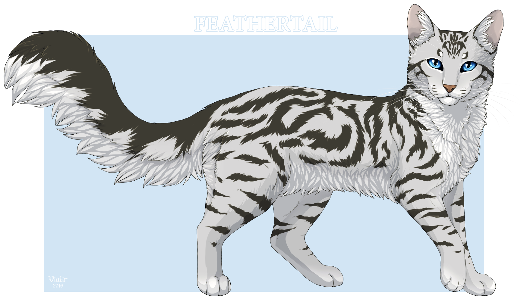 Feathertail by Vialir on DeviantArt